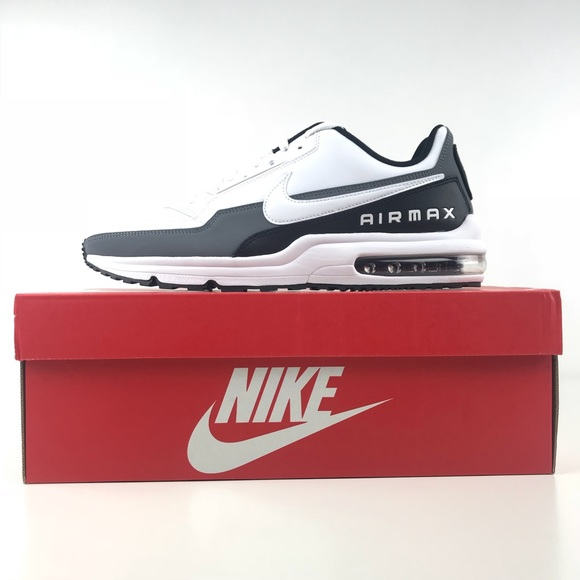 on sale 20f45 a431c Nike Air Max LTD 3 White Black Cool Grey